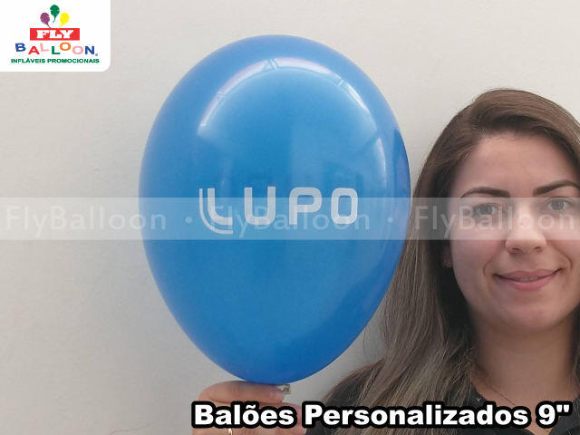 baloes personalizados lupo