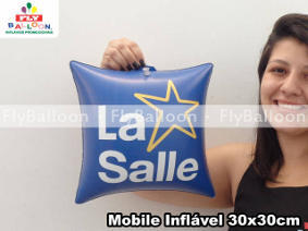 mobile inflavel promocional la salle