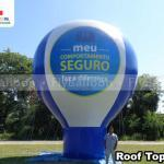 balão inflável promocional csn