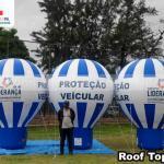 balões infláveis promocionais grupo liderança assistência familiar e veicular