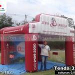 tenda inflável jeová barbosa engenharia
