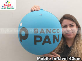 mobile inflavel promocional banco pan