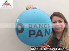 mobile inflavel promocional banco pan