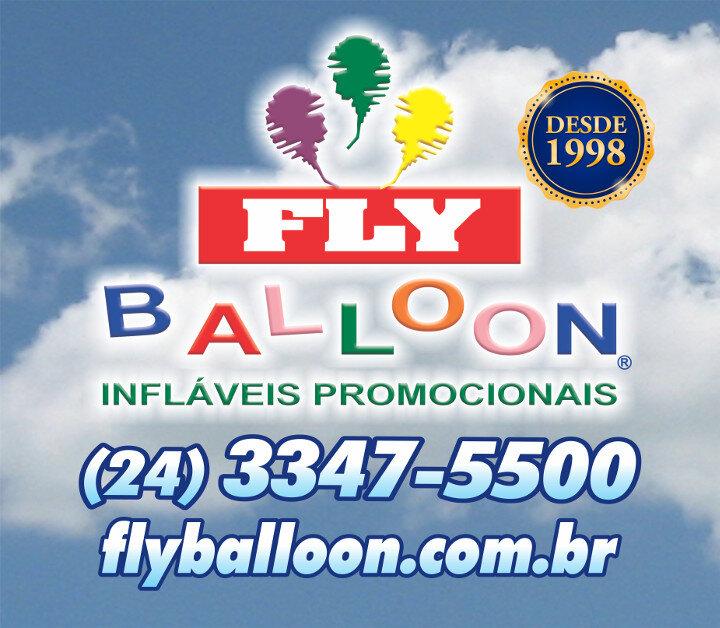 Fly balloon inflaveis promocionais