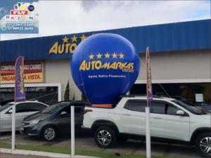 balao inflável promocional auto markas